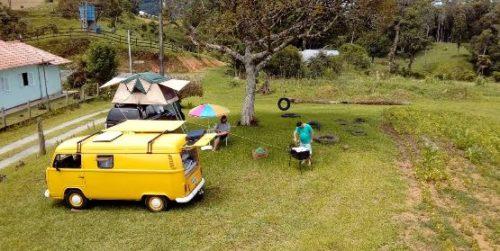Camping Sitio Colina