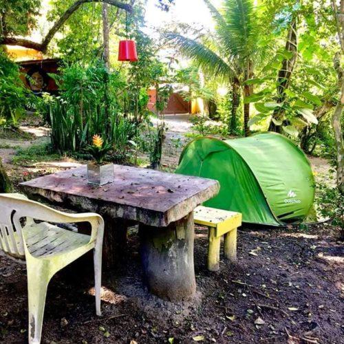 Camping da Teca