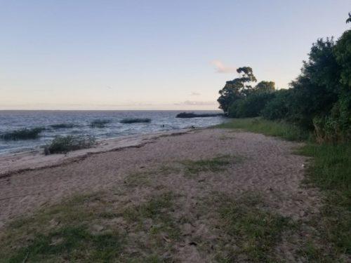 camping Recanto da LAgoa - Tapes-RS-praia lagoa dos patos