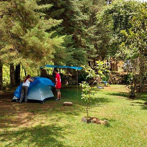Camping Cabanas Maromba