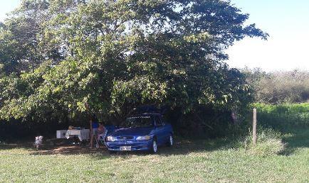 Camping do Wanderlei