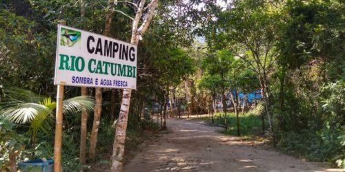 Camping Rio Catumbi