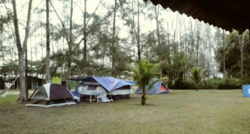 Camping Tribos Bar