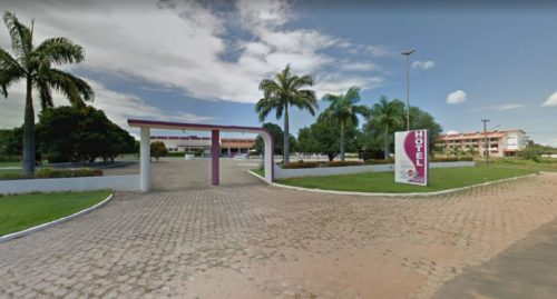 Apoio RV - Gurguéia Park Hotel - Cristino Castro