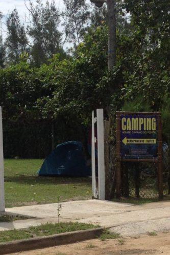 Camping House Caminho do Pontal
