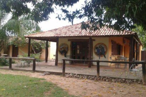 Camping Pousada Portal Paraíso-pocone-mt-2