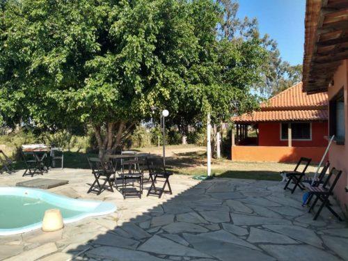 Camping Casa Laranja