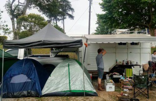 Camping Iate Clube Ponta Grossa (Somente Sócios)