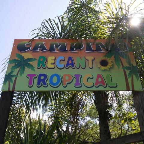 Camping Recanto Tropical