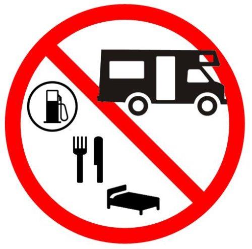 Apoio RV – Estacionamento da Barraca Bafo de Bode – Estância (fechado)