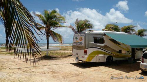 Camping Praia Grande