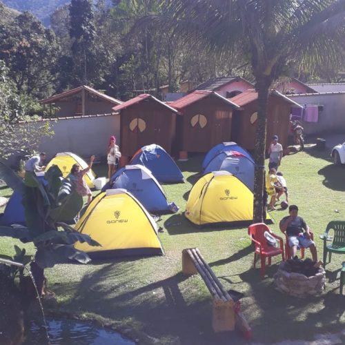 Rancho Boiadeiro Mini Camping