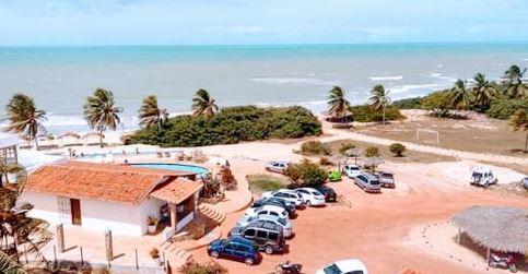 Apoio RV - Pousada Paraíso do Brasil - Touros