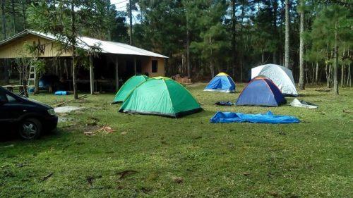 Camping Cachoeira dos Solais