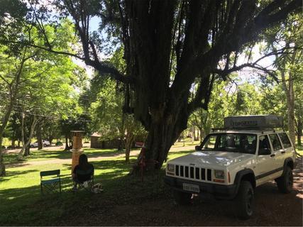 Camping Parque Municipal Bortolon-marau-rs-8