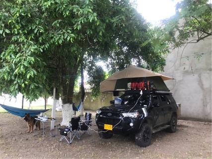 Camping Rural Cassino-Rio Grande-RS