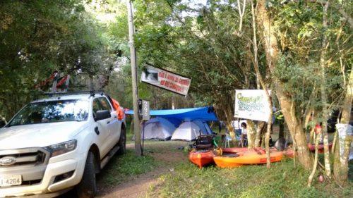 Camping da Ilha