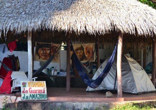Camping e Redário Jambú
