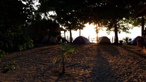 camping Na Praia-Trindade-RJ-3
