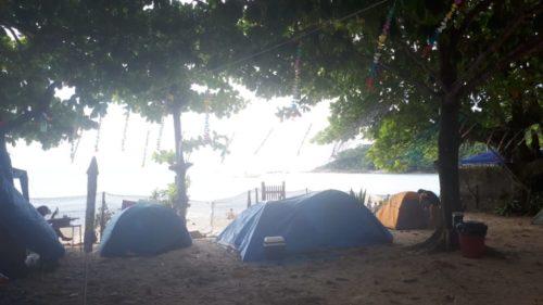 camping Na Praia-Trindade-RJ-4