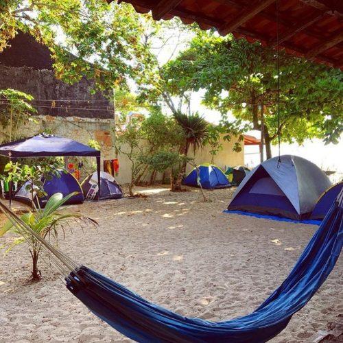camping Na Praia-Trindade-RJ-7