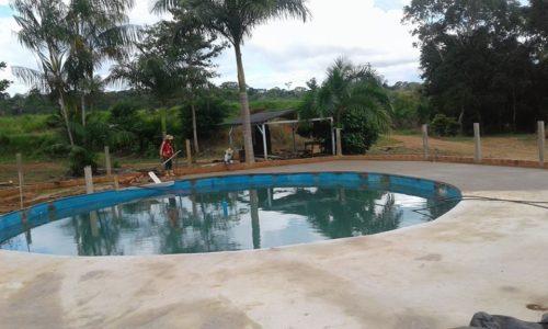 camping balneário do netinho-Nova Brasilândia DOeste-ro-