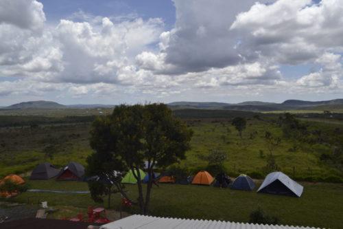 Camping Mirante Serrano