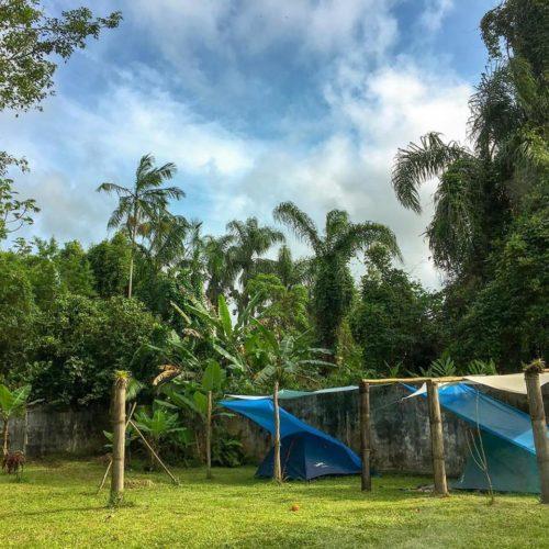 Camping Canto Para Dois