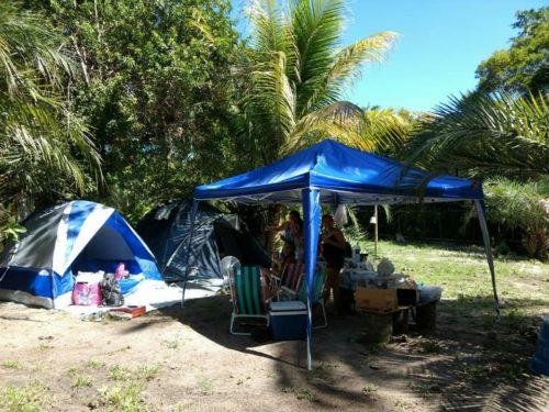 Camping Praia do Forte