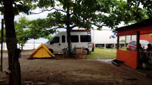 Camping e Quiosque Malibu