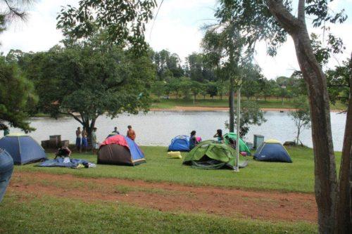 Camping Recanto do Lago
