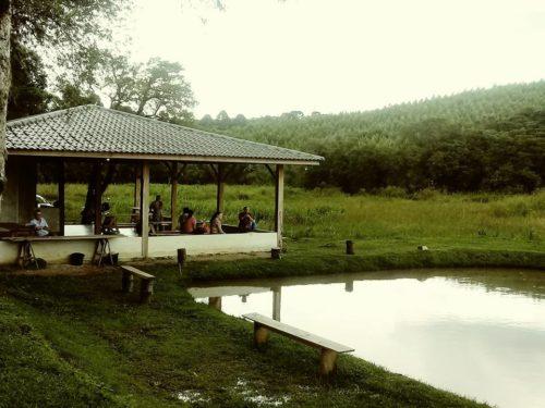 camping selvagem pesqueiro ponte velha-tijucas do sul-pr-4