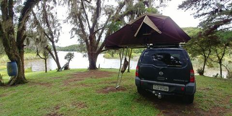 camping selvagem pesqueiro ponte velha-tijucas do sul-pr-7