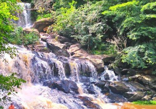 Camping Selvagem - Cachoeira do Roncador - Borborema