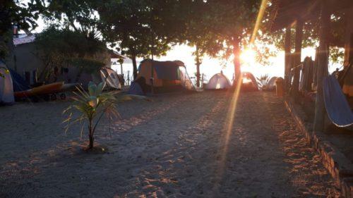 camping Na Praia-Trindade-RJ-1