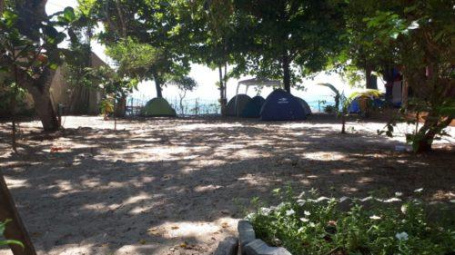 camping Na Praia-Trindade-RJ-2