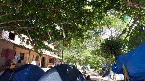 camping Na Praia-Trindade-RJ-6