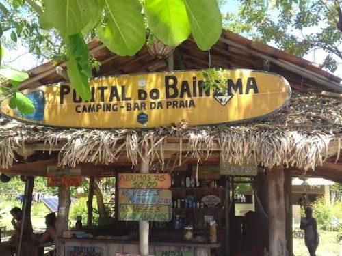 Camping Pontal do Bainema