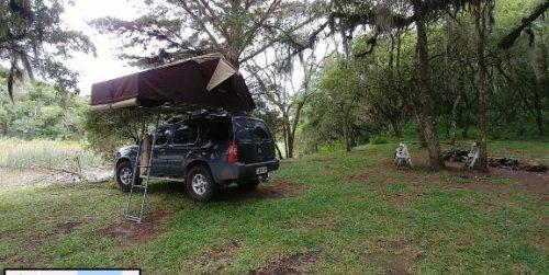 camping selvagem pesqueiro ponte velha-tijucas do sul-pr-8