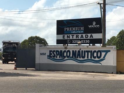 Apoio RV - Espaço Náutico - Belém 2