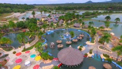 Apoio RV - Parque Aquamak - Boa Vista