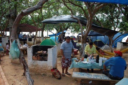 Camping Balneário Alemoa