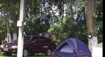 Camping Balneário Passo Do Julião-Toropi-RS-4