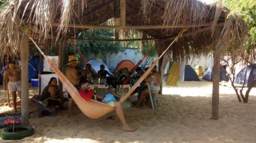 Camping Canoa-Aracati-Canoa Quebrada-CE-2