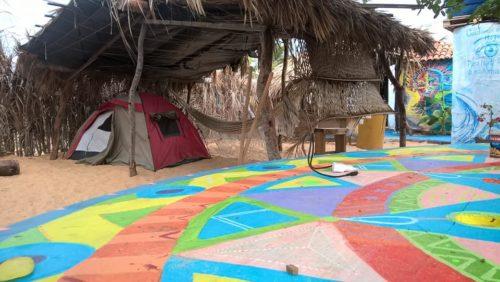 Camping Canoa-Aracati-Canoa Quebrada-CE-4