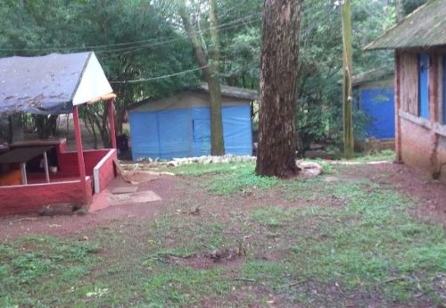 Camping Clube Caça e Pesca