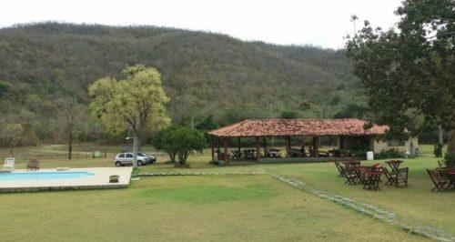 Camping Dolina da Água Milagrosa