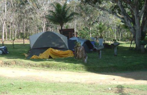 Camping Fazenda Cupido e Refúgio