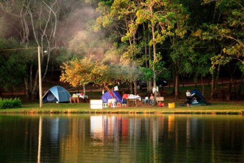 Camping Fazenda Santa Branca