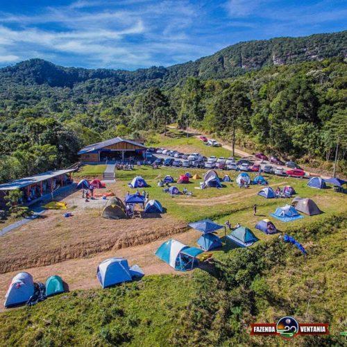 Camping Fazenda Ventania